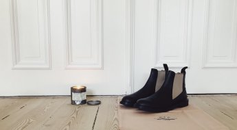 ATP-Atelier (Stockholm) macht Schuhe fürs Leben