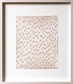 "Katharina Hinsberg: ""Lacunae 2015"" im Drawing Room Hamburg, Foto:"