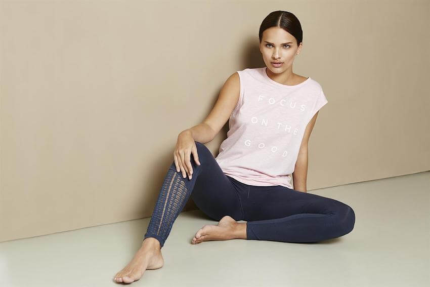 """Focus on the Good"": Ethische Athleisure, Bilder: Mangolds"