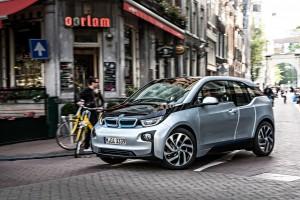 So leise: BMWi3 in Aktion, Bild: BMW