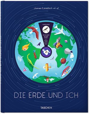 """Lovelock: """"Die Erde und ich"""", Cover (Bild: Taschen Verlag)."""