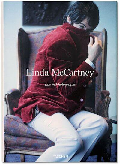 """Linda McCartney: """"Life in Photographs"""", Cover, Bild: Taschen Verlag."""
