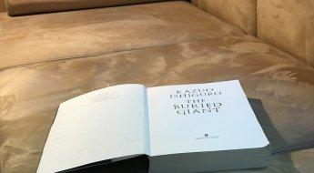 """Ishiguro lesen! Zum Beispiel """"Der begrabene Riese"""""""