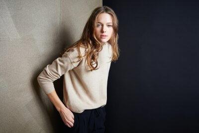 Schlicht und schön: Pullover aus der Essentials-Linie von Lanius