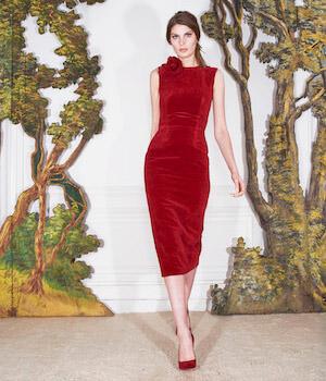 Little Red Dress. Superschön! (Bild: Martin Grant).