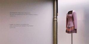 Alaïas Alchemie: Modeausstellung in Paris