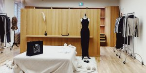 Elin Kling buchstabiert Stil in Stockholm