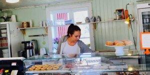 Schärenidyll: Sandhamns Bäckerei